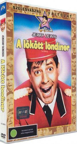 JerryLewis - A lökött londíner-DVD