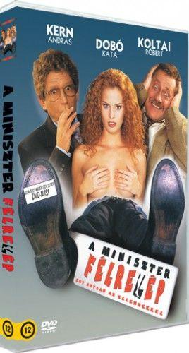 A miniszter félrelép-DVD