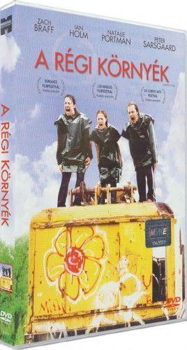 Zach Braff  - A régi környék-DVD