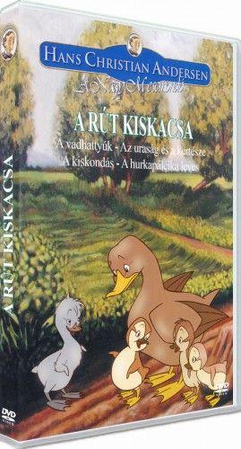 Jorgen Lerdam - A rút kiskacsa-DVD