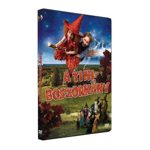 JohanNijenhuis - A tiniboszorkány-DVD