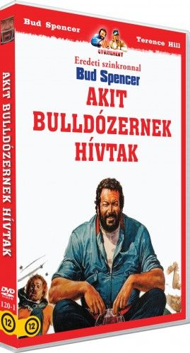 MicheleLupo - Akit Bulldózernek hívtak-DVD