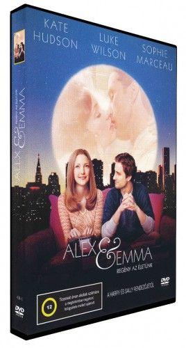 Rob Reiner - Alex és Emma -DVD