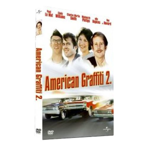 BillL. Norton - American Graffiti 2.-DVD