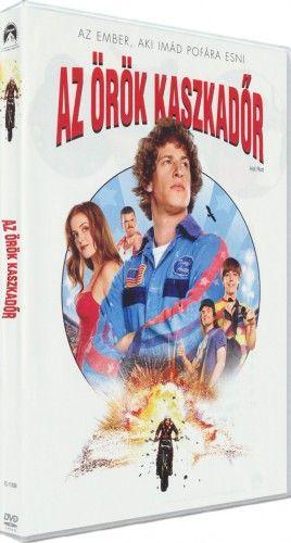 AkivaSchaffer - Az örök kaszkadőr-DVD