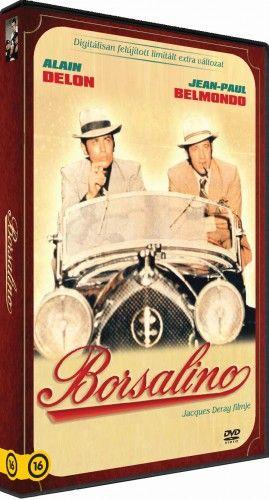 JacquesDeray - Borsalino-DVD