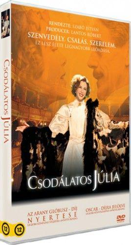 Szabó István - Csodálatos Júlia-DVD