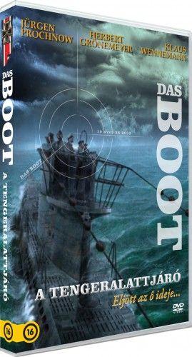 Wolfgang Petersen - Das Boot-DVD