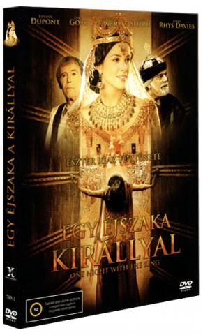 Michael O. Sajbel - Egy éjszaka a királlyal-DVD