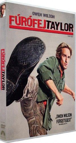 StevenBrill - Fúrófej Taylor-DVD