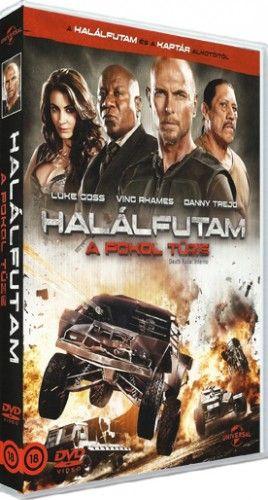 RoelReiné - Halálfutam - Pokol tüze - DVD