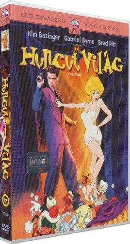 RalphBakshi - Huncut világ-DVD