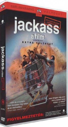 JeffTremaine - Jackass - a film-DVD