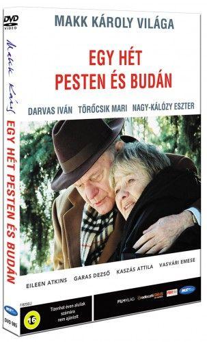 MAKK KÁROLY - Egy hét Pesten és Budán-DVD