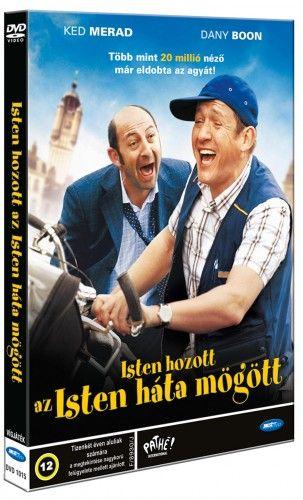 Dany Boon - Isten hozott az Isten háta mögött-DVD