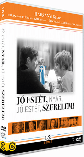 Szőnyi G. Sándor - Jó estét nyár, jó estét szerelem - dupla lemezes változat
