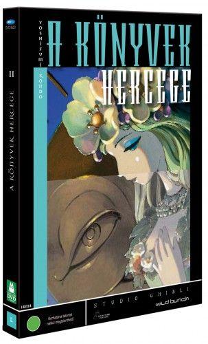 Yoshifumi Kondo  - A könyvek hercege - DVD