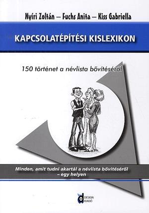 Nyíri Zoltán, Fuchs Anita, Kiss Gabriella - Kapcsolatépítési kislexikon