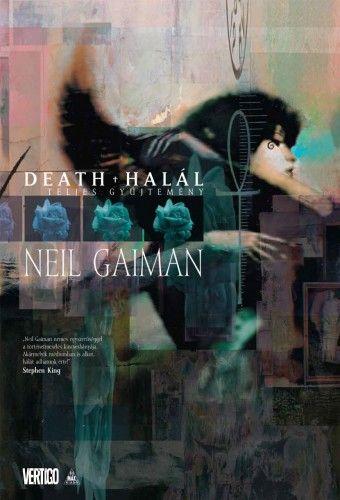Neil Gaiman - Death - Halál