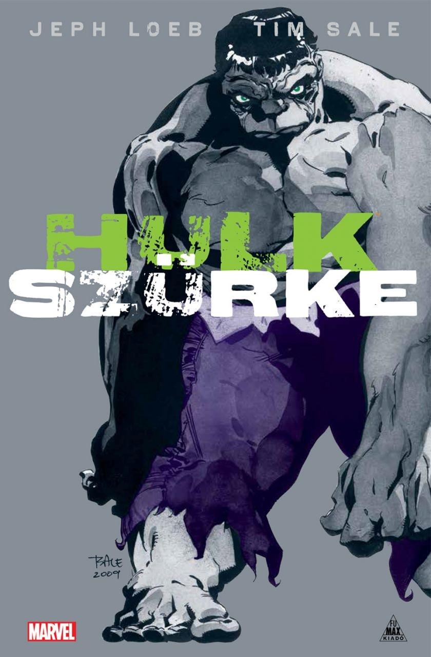 Jeph Loeb - Hulk: Szürke