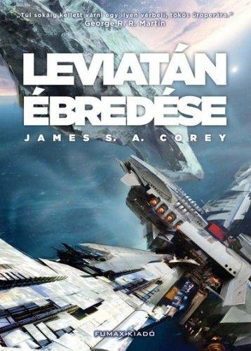 James S. A. Corey - Leviatán ébredése