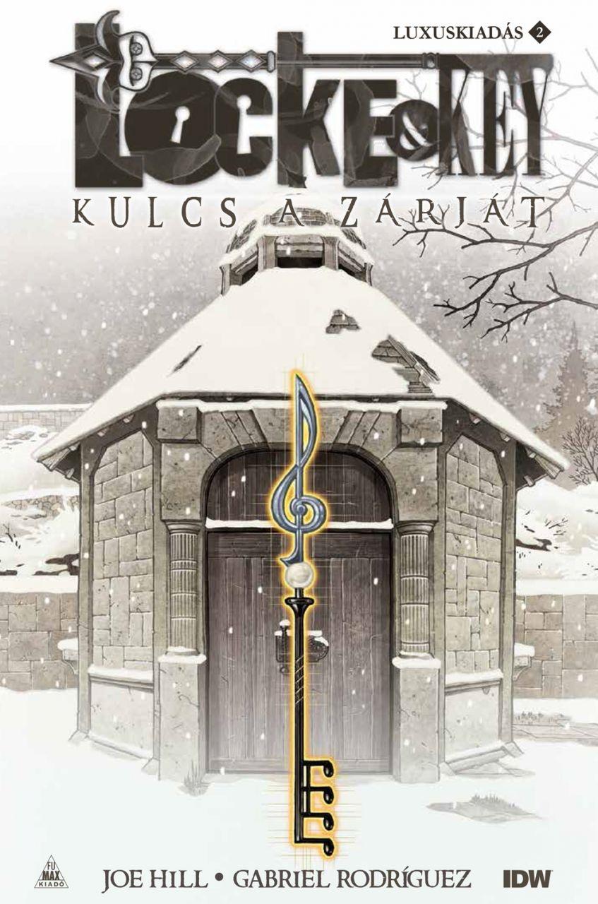 Joe Hill - Locke & Key - Kulcs a zárját 2.