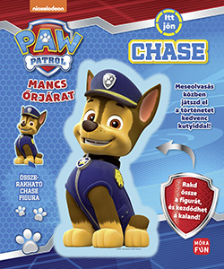 Mancs Őrjárat - Itt jön Chase!