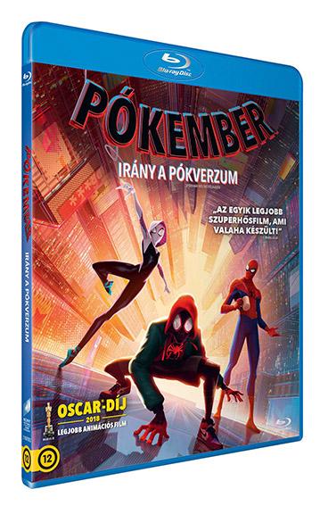 Pókember - Irány a Pókverzum - Blu-ray