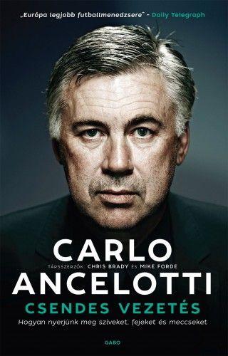 Carlo Ancelotti - Csendes vezetés