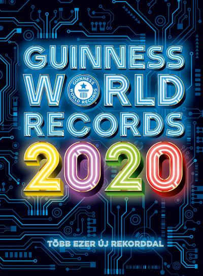 Craig Glenday - Guinness World Records 2020