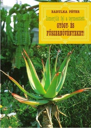 Babulka Péter - Ismerjük fel a termesztett gyógy- és fűszernövényeket!