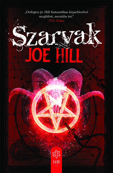 Joe Hill - Szarvak