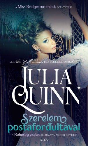 Julia Quinn - Szerelem postafordultával -  Rokesby család 2.