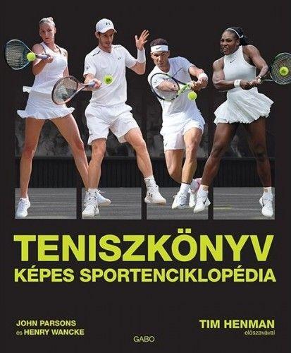 John Parsons - Teniszkönyv