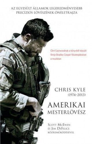 Chris Kyle - Amerikai mesterlövész (filmes borító)