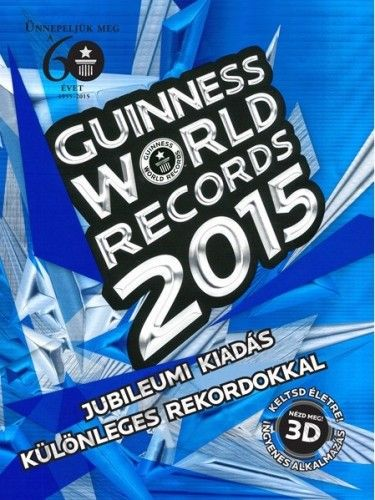 Craig Glenday - Guinness World Records 2015
