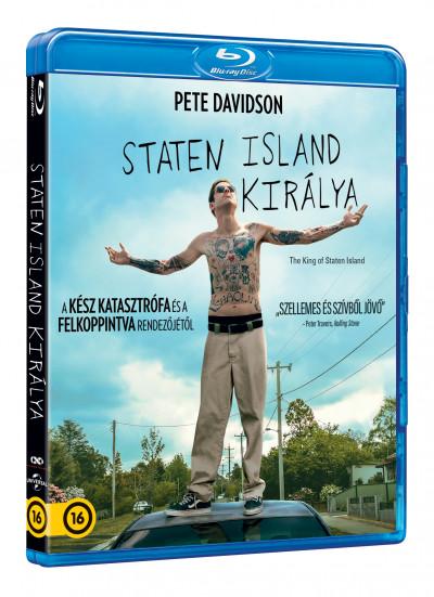 Staten Island királya - Blu-ray