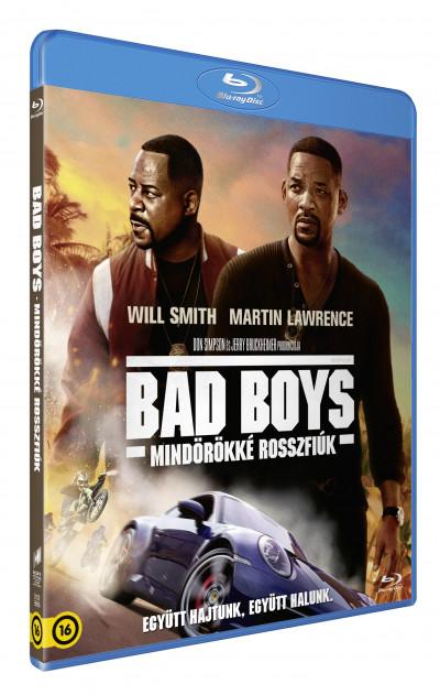 Bad Boys - Mindörökké rosszfiúk - Blu-ray