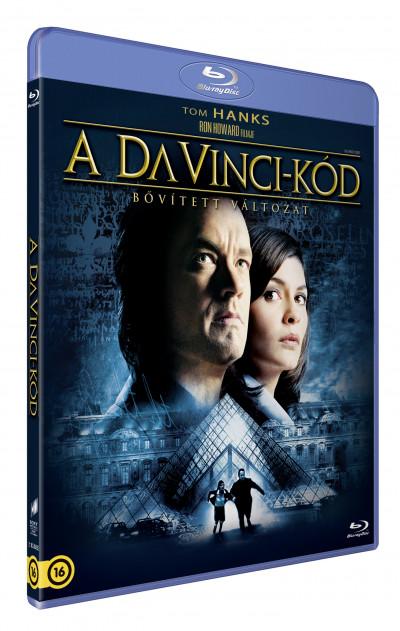 A Da Vinci-kód - bővített változat (új kiadás) - Blu-ray