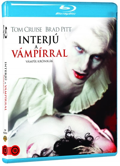 Interjú a vámpírral - Blu-ray