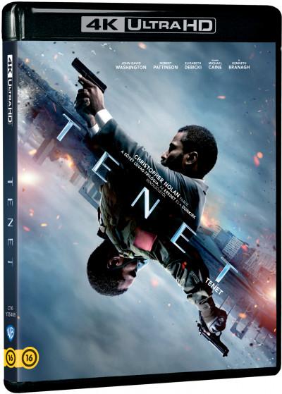 Tenet - 4K UltraHD+Blu-ray