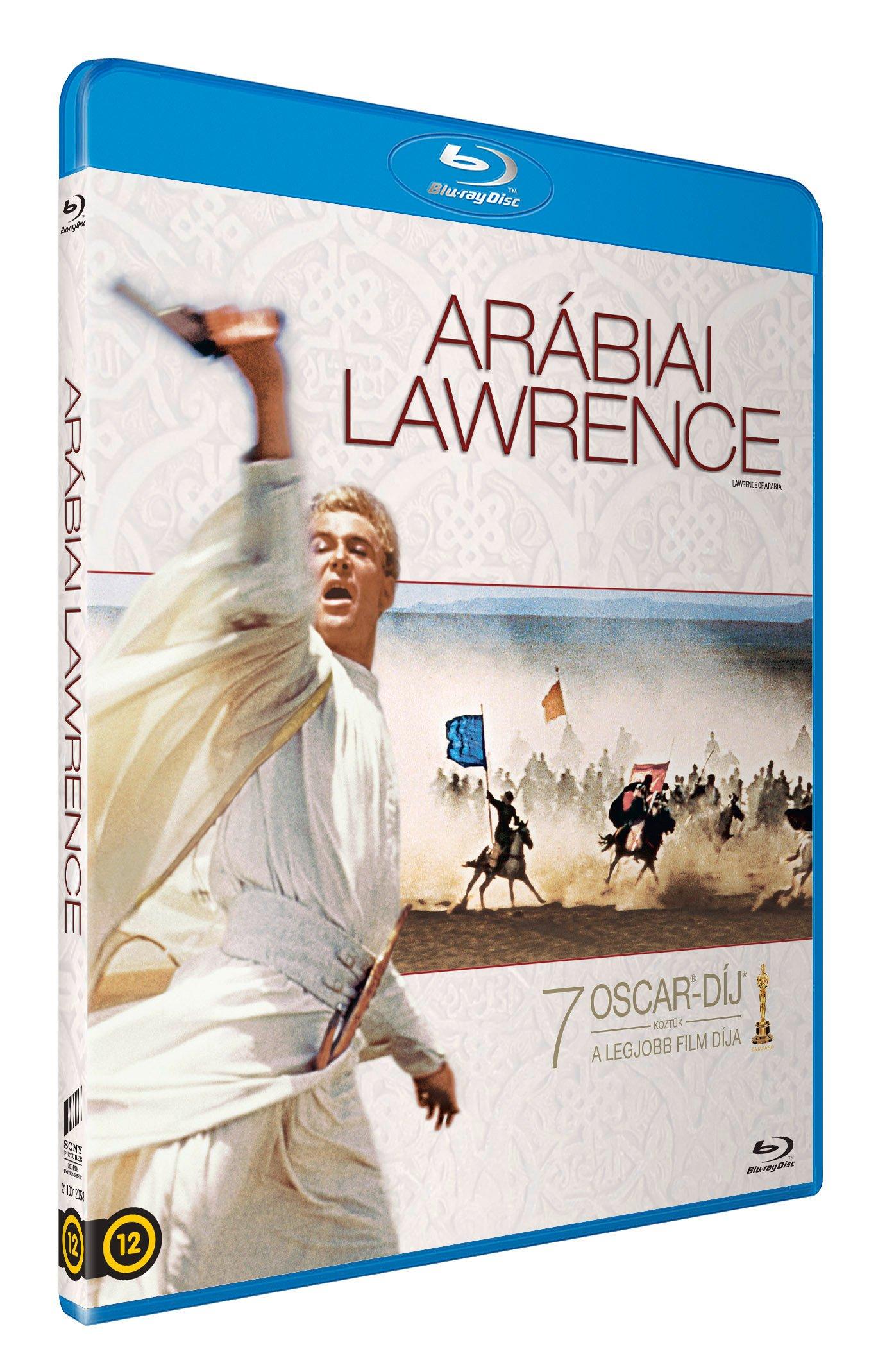 Arábiai Lawrence - Blu-Ray