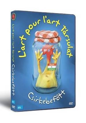 L'art Pour L'art - Csirkebefőtt - DVD