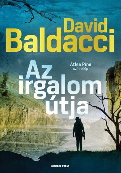 David Baldacci  - Az irgalom útja - Atlee Pine színre lép