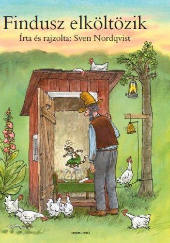 Sven Nordqvist - Findusz elköltözik
