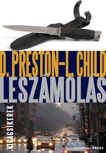 Lincoln Child - Leszámolás