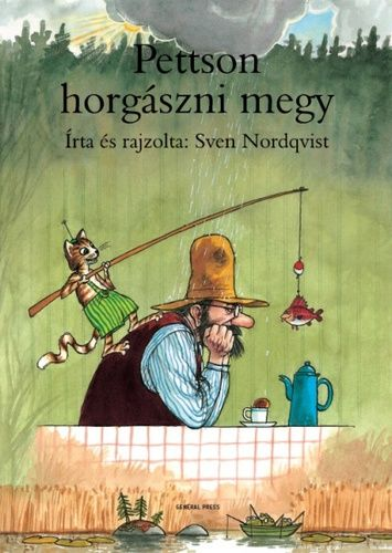 Sven Nordqvist - Pettson horgászni megy