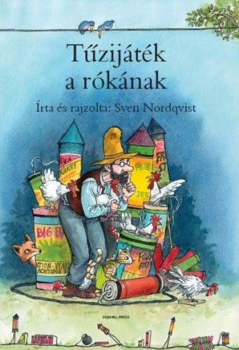 Sven Nordqvist - Tűzijáték a rókának