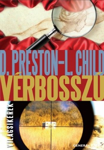 Lincoln Child - Vérbosszú