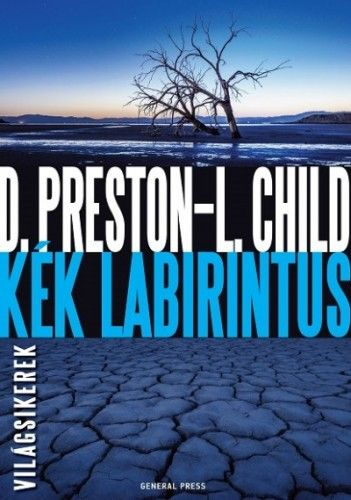 Lincoln Child - Kék labirintus